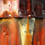 shades of rust